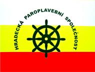 Logo Hradecká paroplavební společnost